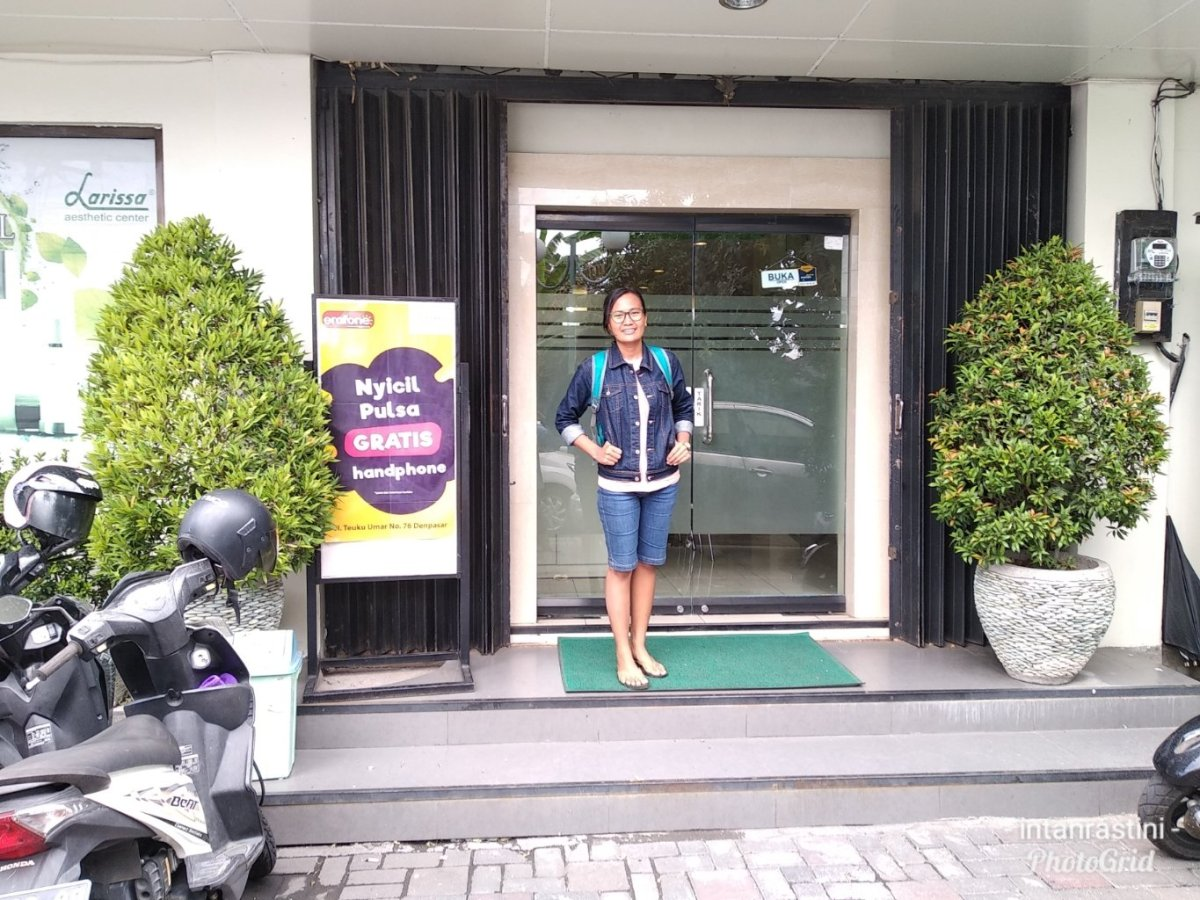 Acne Edu Class dan Treatment di Larissa Aesthetic Center Denpasar